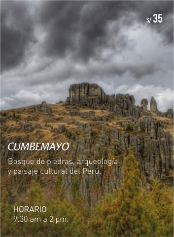 Cumbe Mayo en Cajamarca