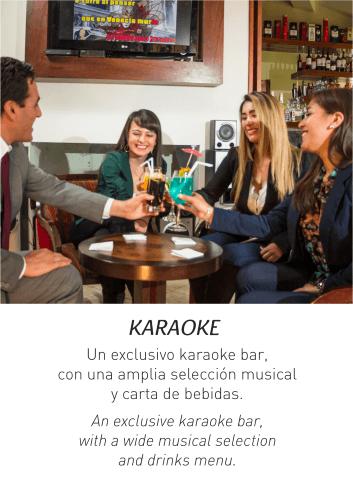 Karaoke en Cajamarca