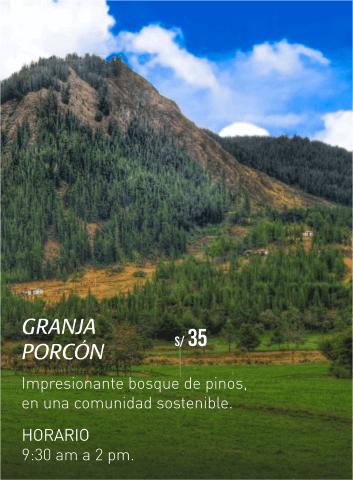 Gran Porcón Cajamarca