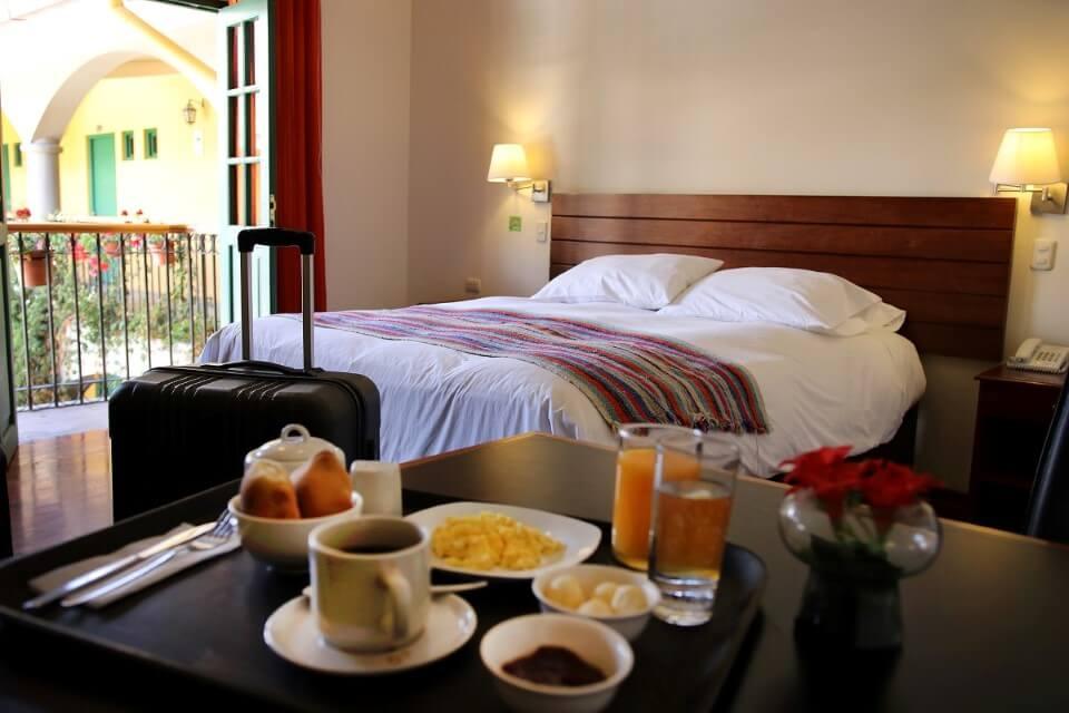 Hotel Tartar en Cajamarca