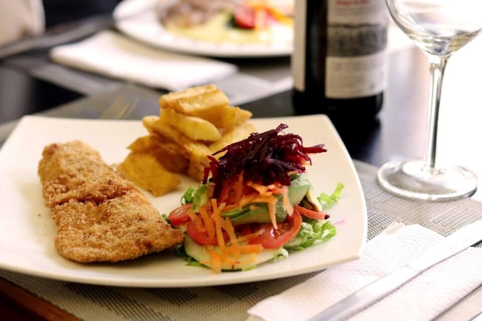 Restaurante en Cajamarca