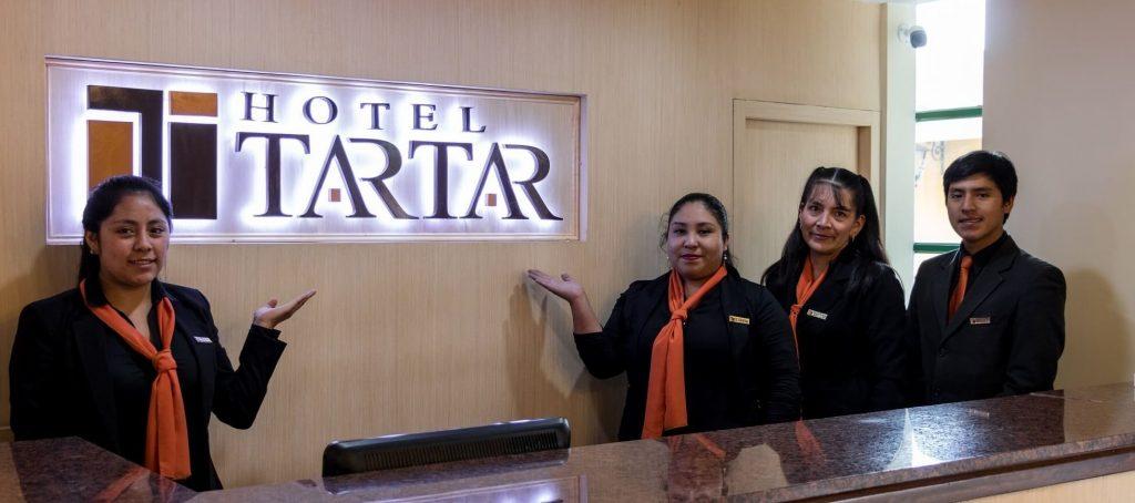 mejor hotel en cajamarca - hotel tartar